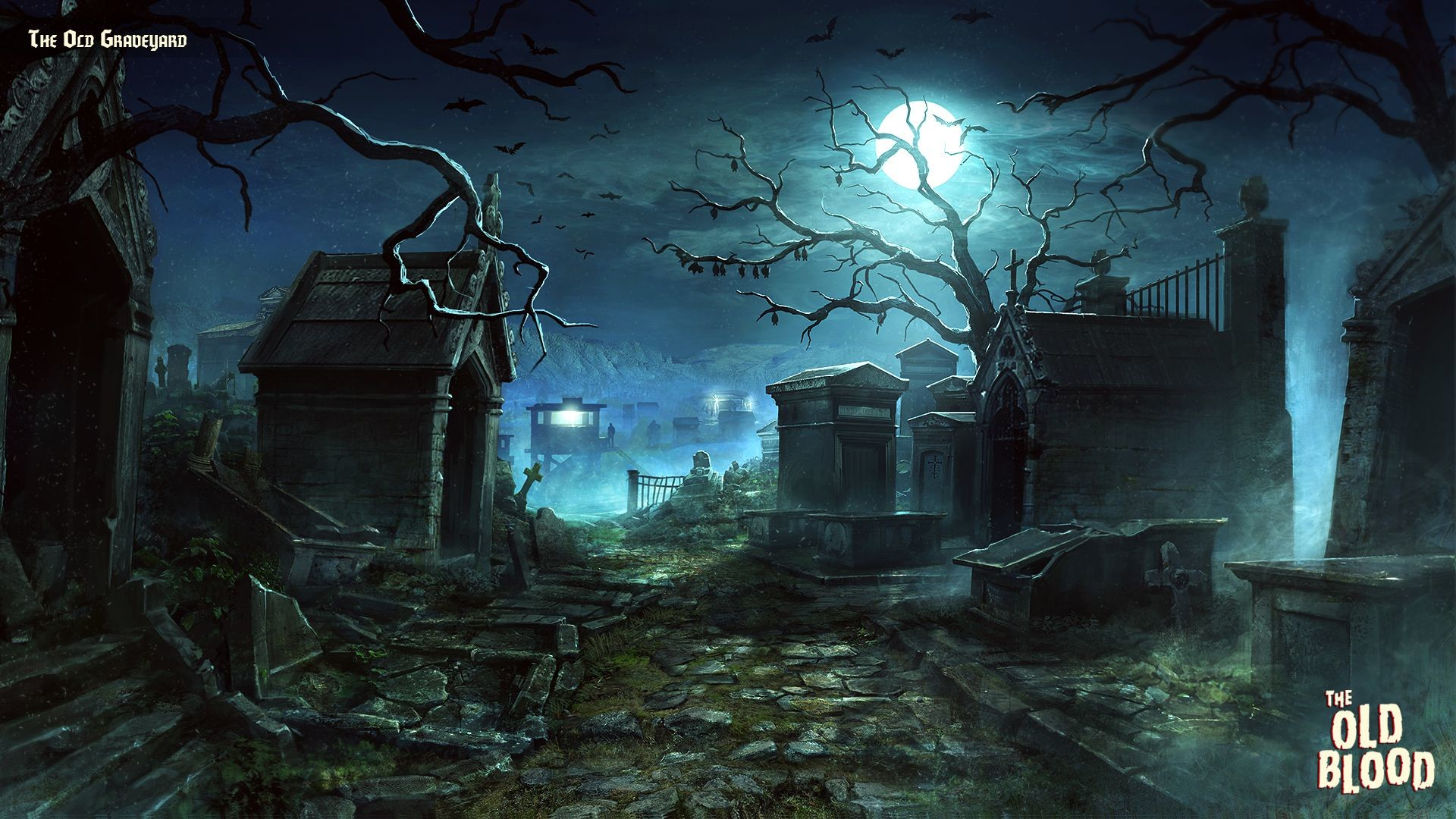 Gravity Falls Landscapes Wallpaper Graveyard Backgrounds 183 ①