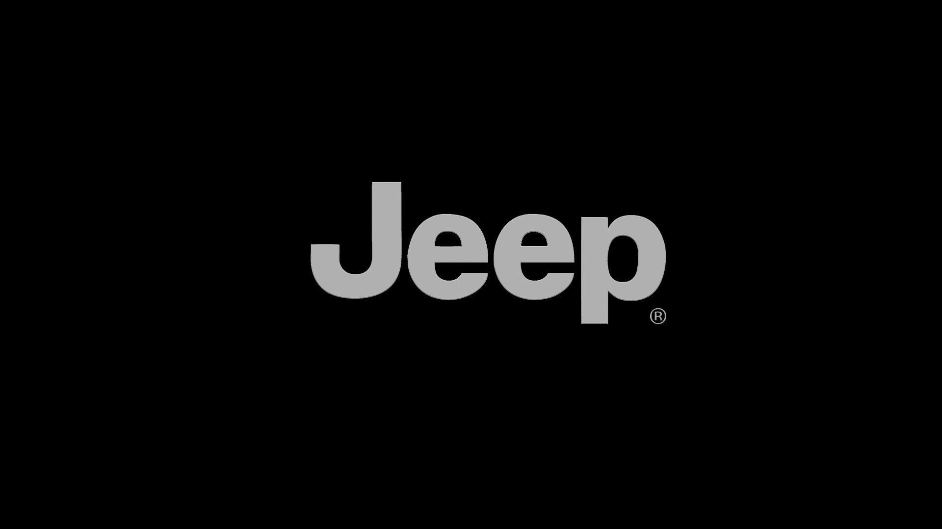 Widescreen Car Wallpaper Jeep Logo Wallpaper 183 ①
