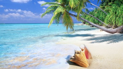 Tropical Beach Wallpaper Desktop ·① WallpaperTag