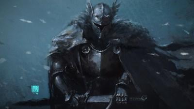 Fantasy Knight Wallpaper ·①