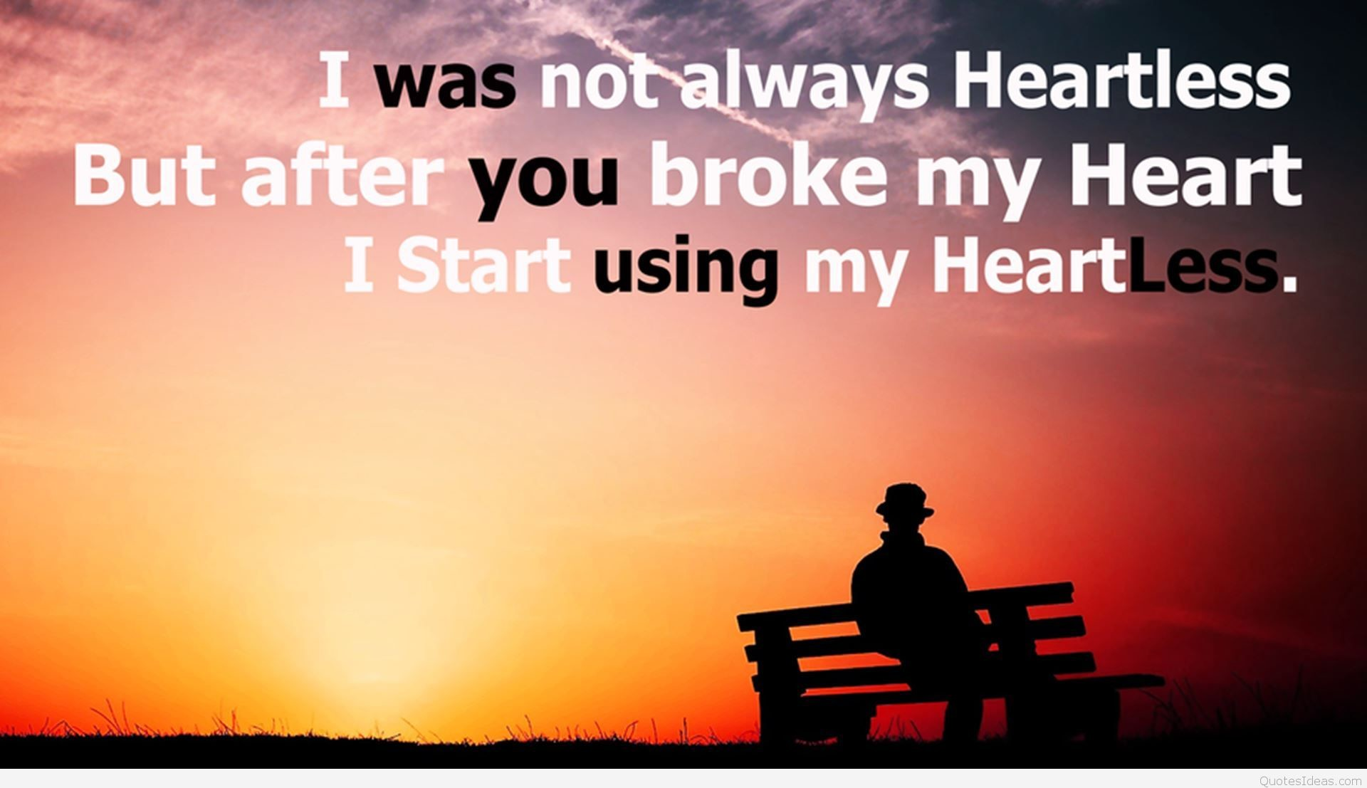 Broken Heart Quotes Wallpapers Free Download Broken Heart Backgrounds 183 ①