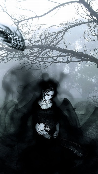 Cool Gothic Backgrounds ·①