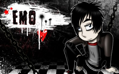 Cool Emo Backgrounds ·①