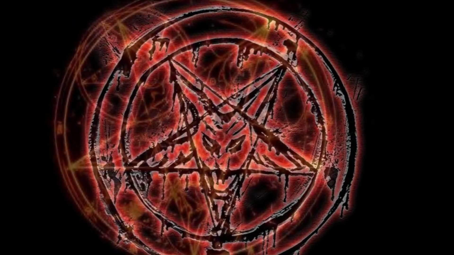Occult Wallpapers Hd Satanic Pentagram Wallpaper 183 ①