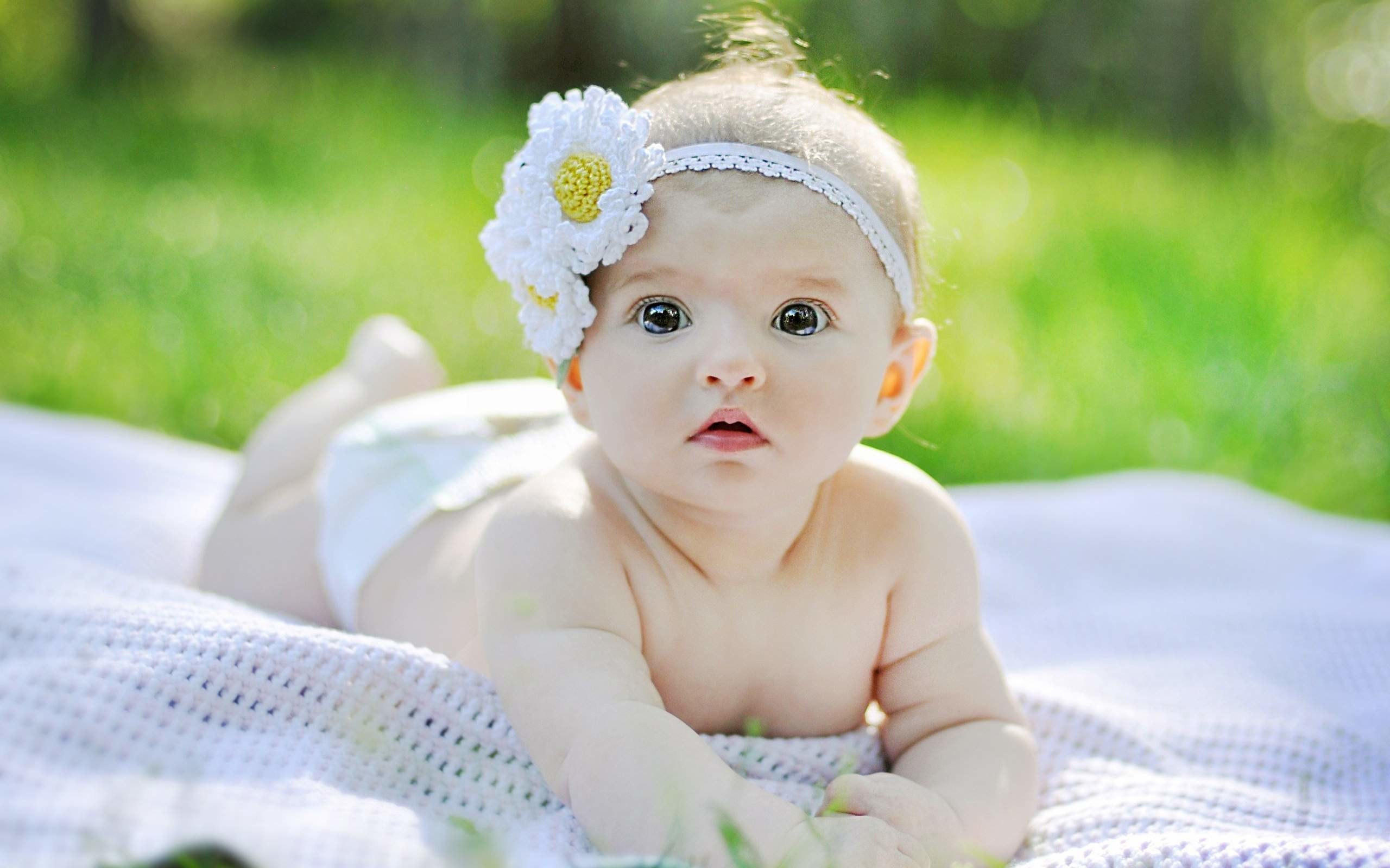Sweet Little Girl Hd Wallpaper Wallpaper Babies 183 ①