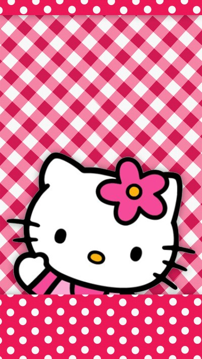 Hello Kitty Cute Image Background ·①