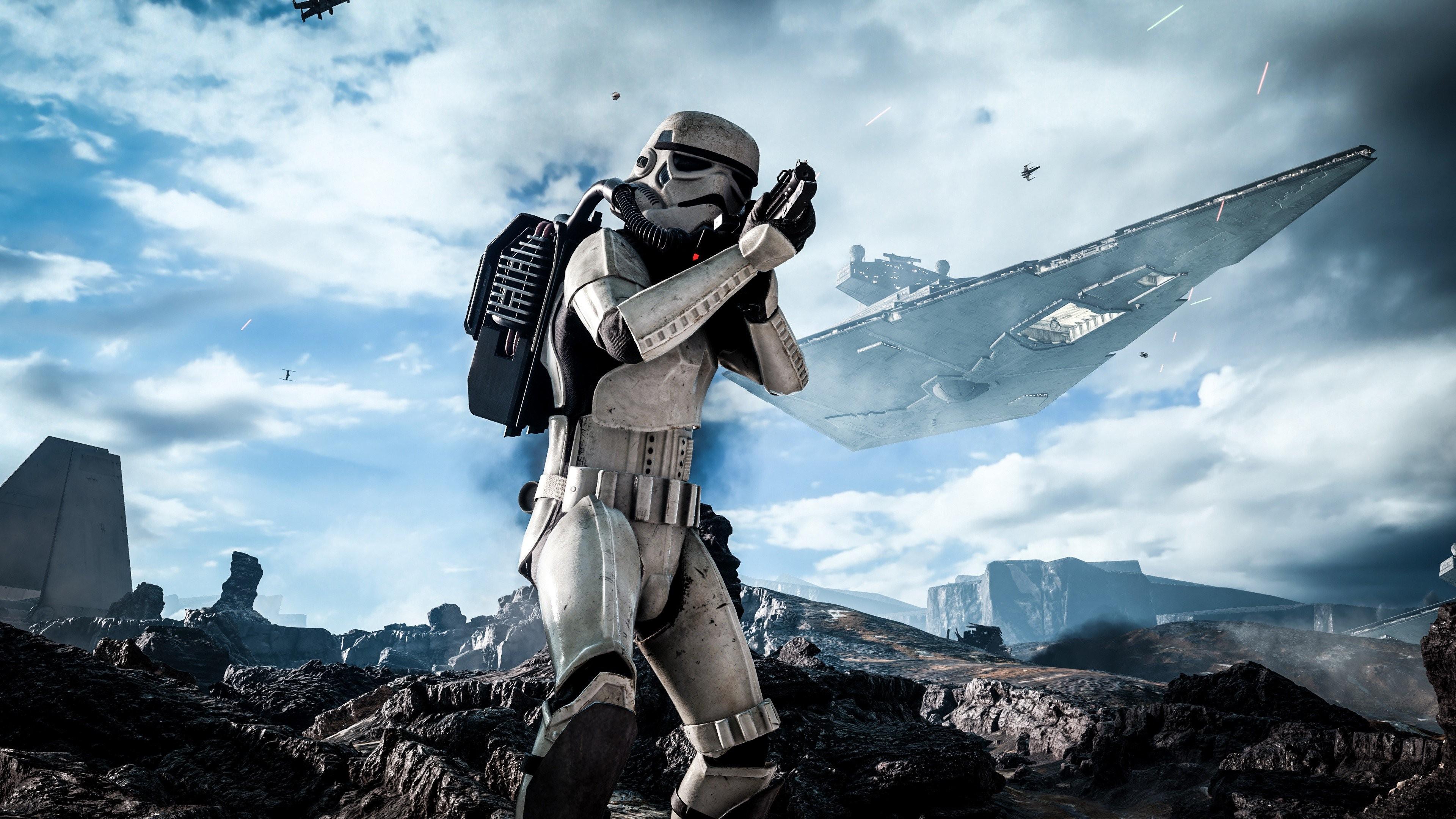 First Order Stormtrooper Wallpaper 1 Download Free