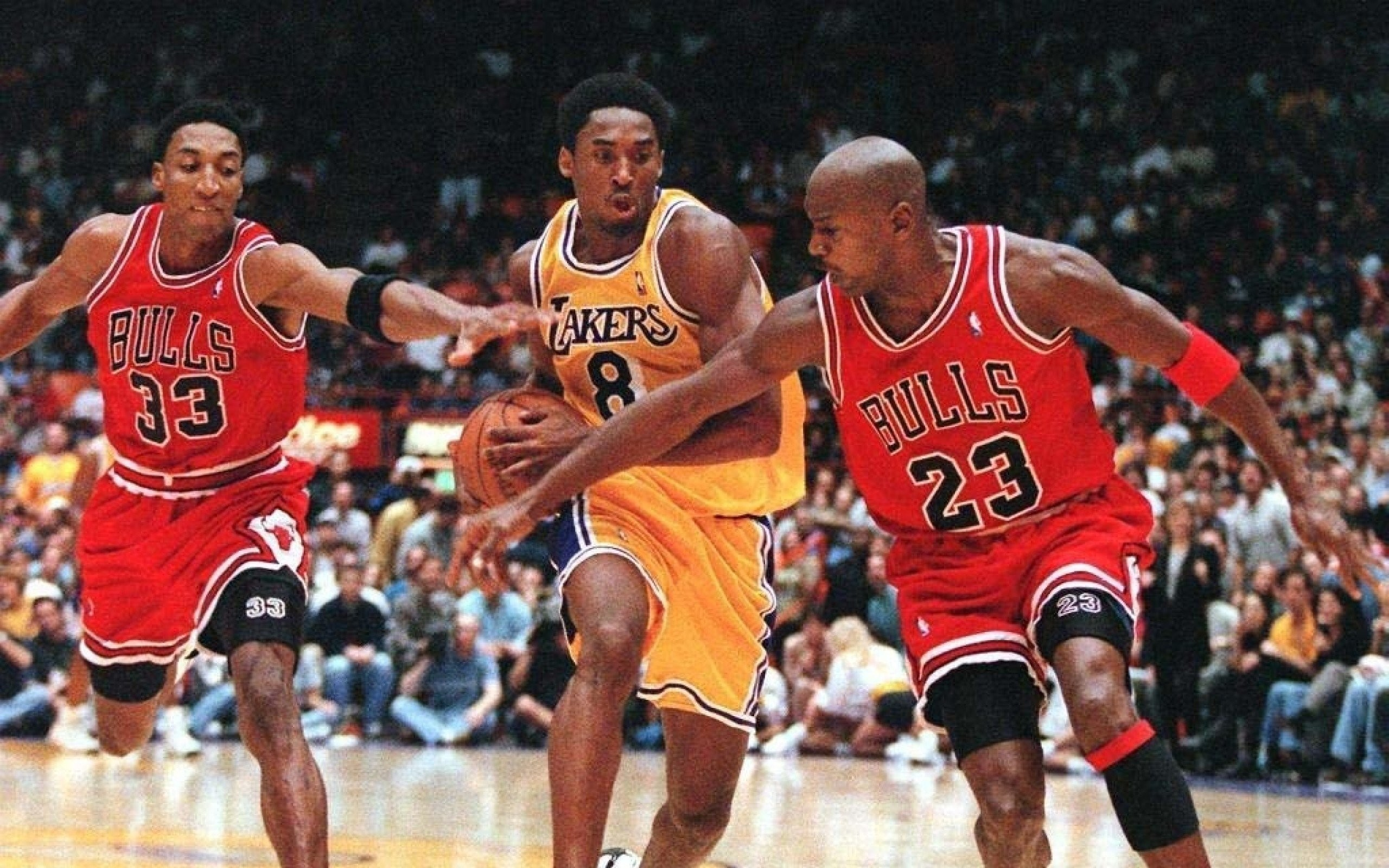 Kobe Bryant Wallpaper Hd Kobe Vs Jordan Wallpaper Hd 183 ①