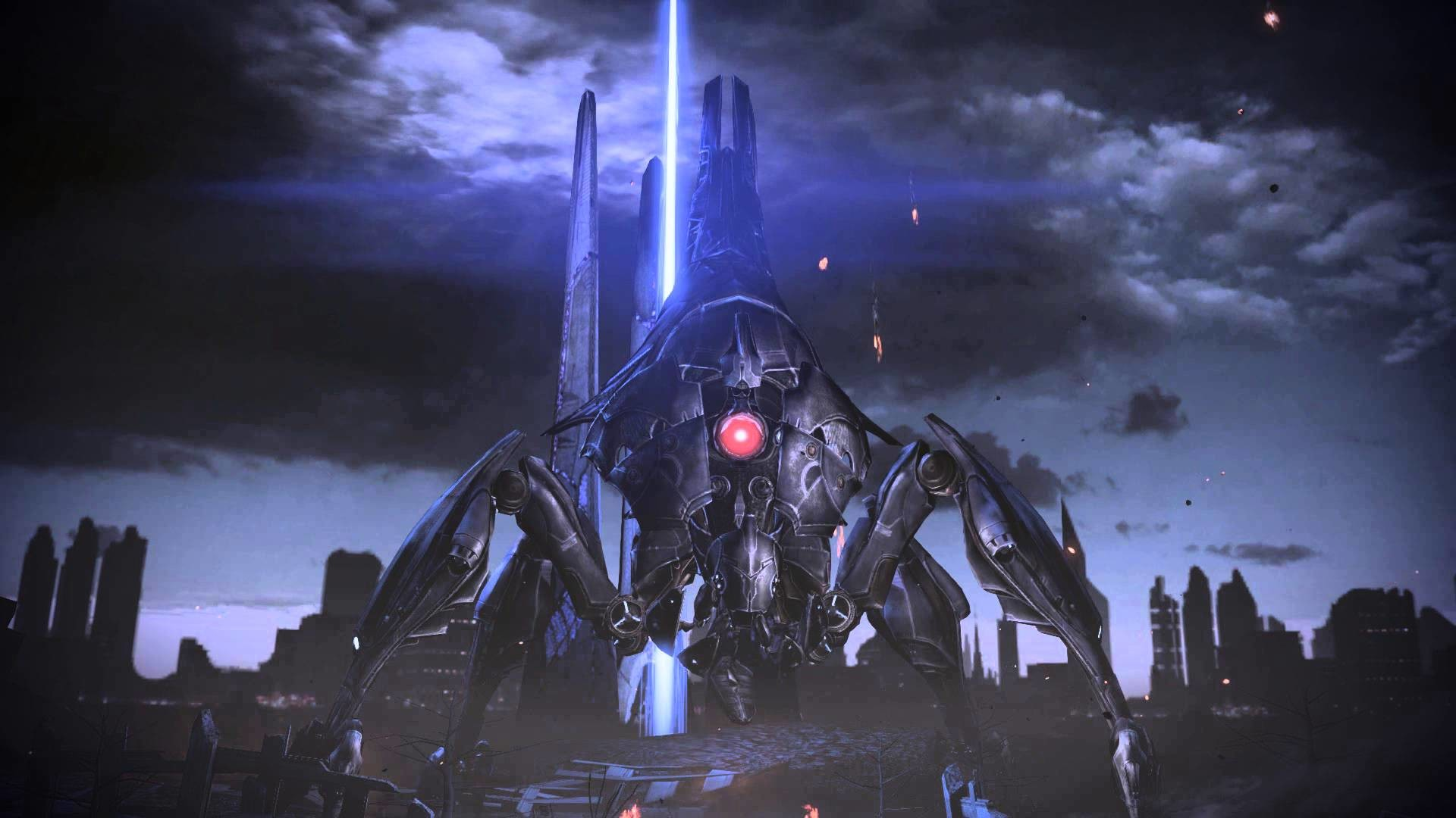 Dreamscene Anime Video Wallpaper Mass Effect Reaper Wallpaper 183 ① Wallpapertag
