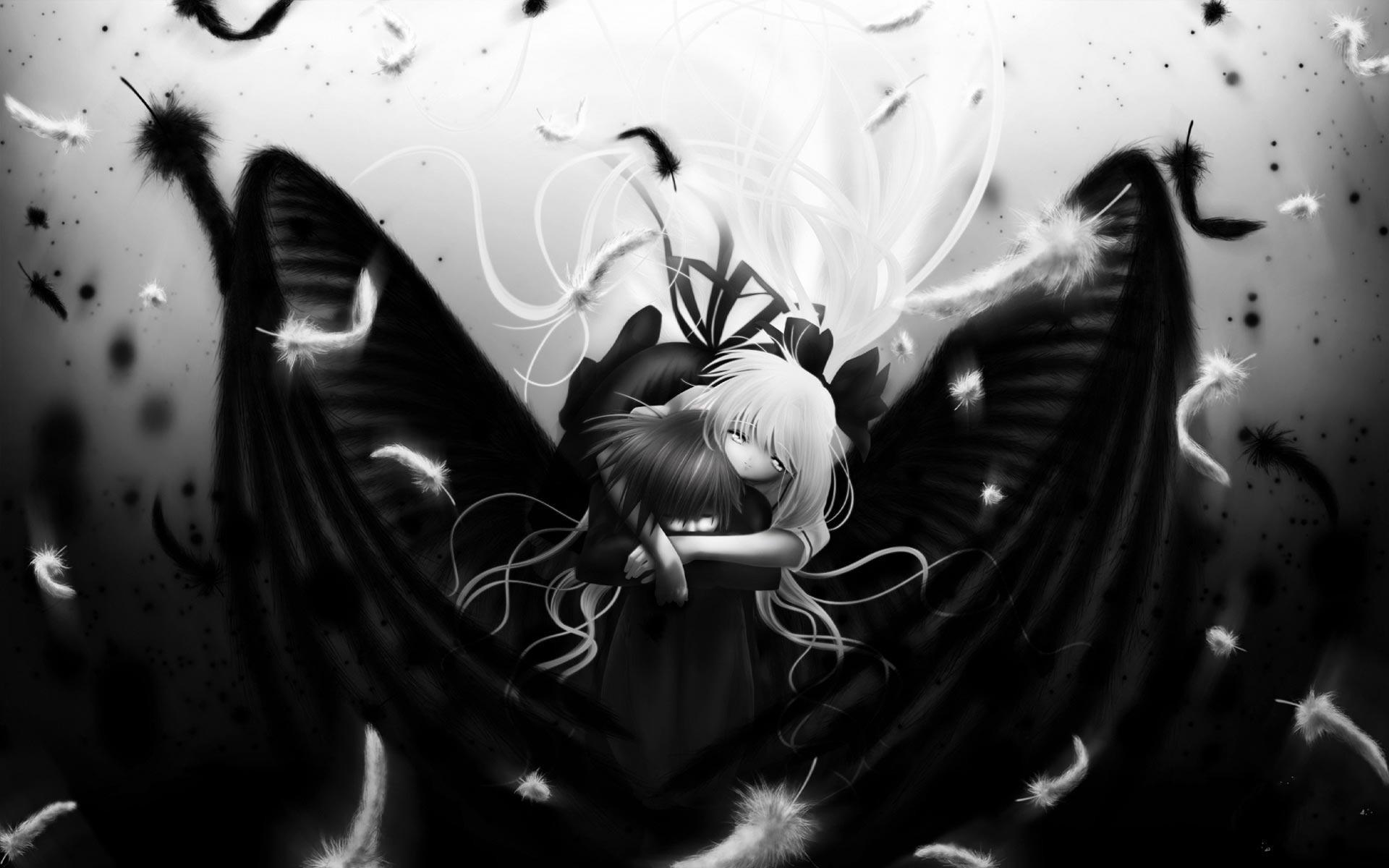 Emo Girl Hd Wallpaper Download Emo Anime Wallpaper 183 ①