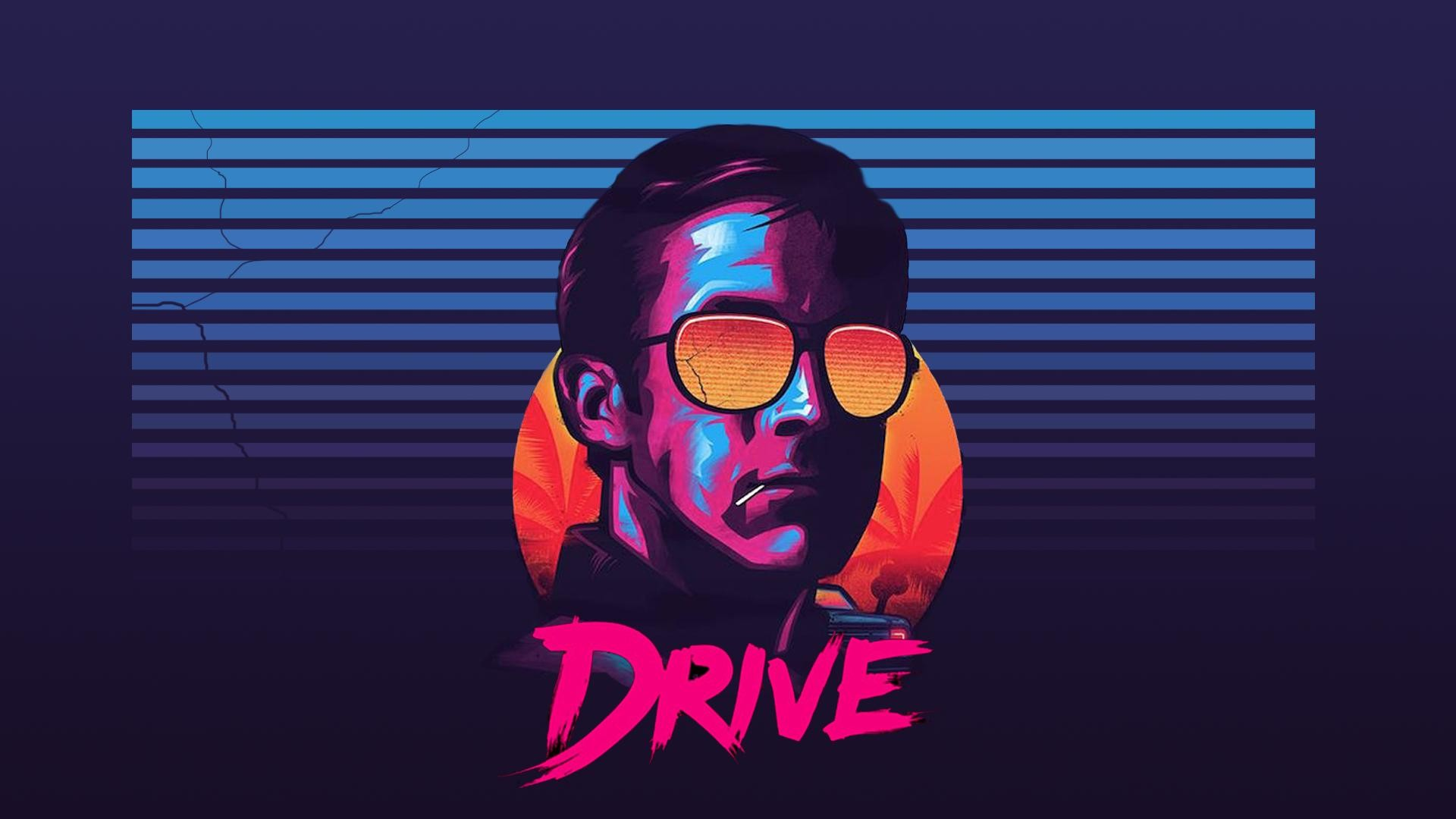Hotline Miami Car Wallpaper Drive Wallpaper 183 ①