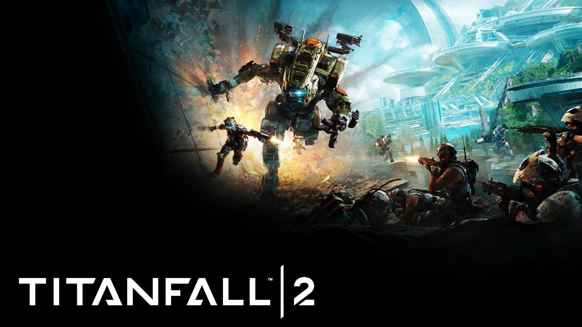 1080p Fall Wallpaper Titanfall 2 Wallpapers 183 ①