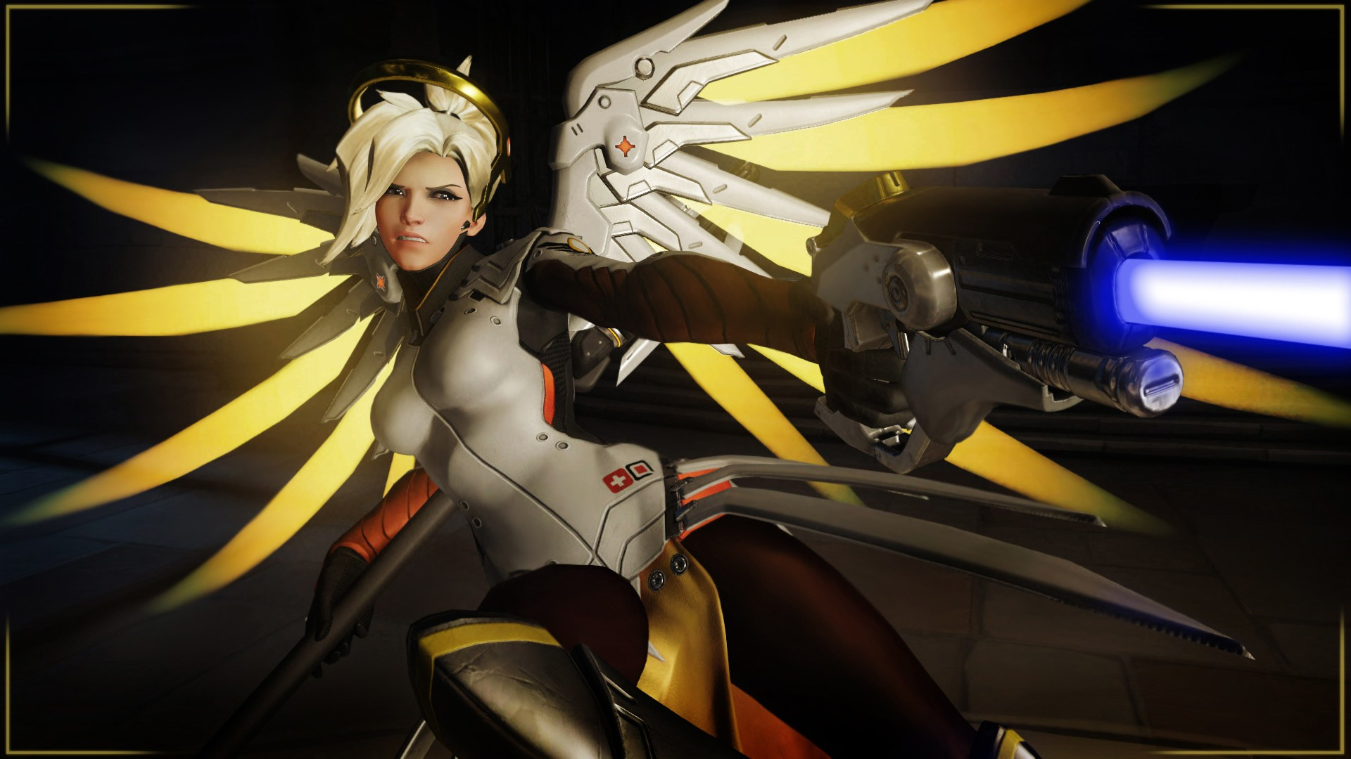 Hd Wallpapers For Mobile Free Download 480x800 Overwatch Mercy Wallpaper 183 ① Download Free Beautiful