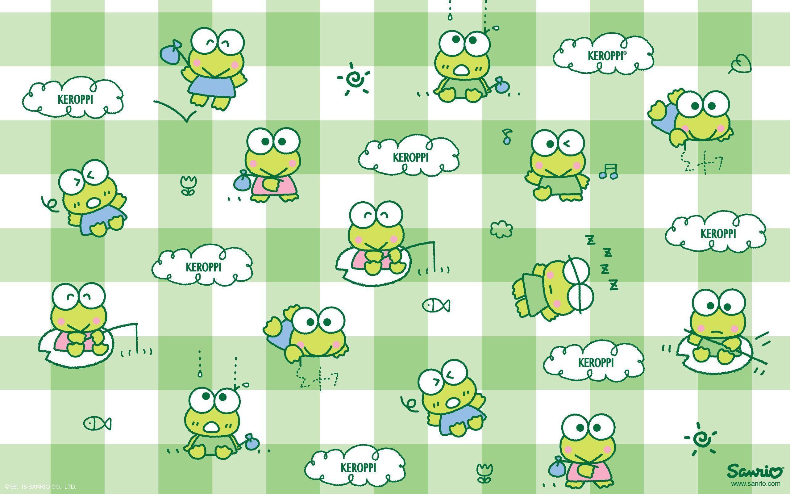 Cute Kitty Wallpapers Download Cute Keroppi Wallpaper 183 ①