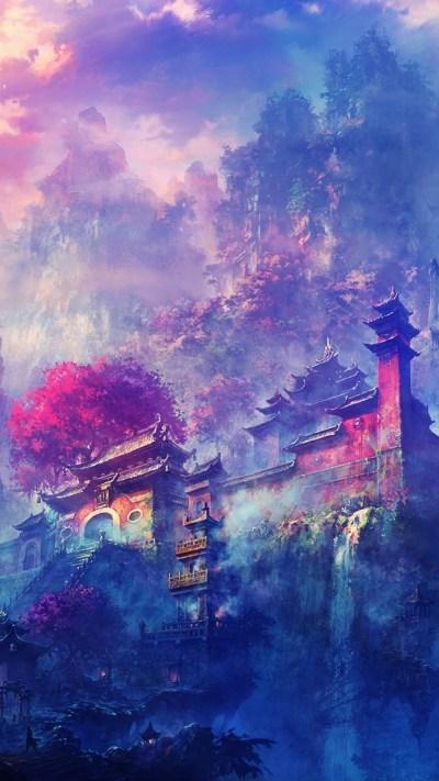 Japanese Art Wallpaper ·① WallpaperTag