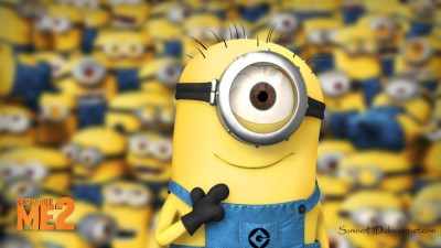 Despicable Me Minions Background ·① WallpaperTag