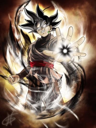 Goku Black Wallpapers ·①