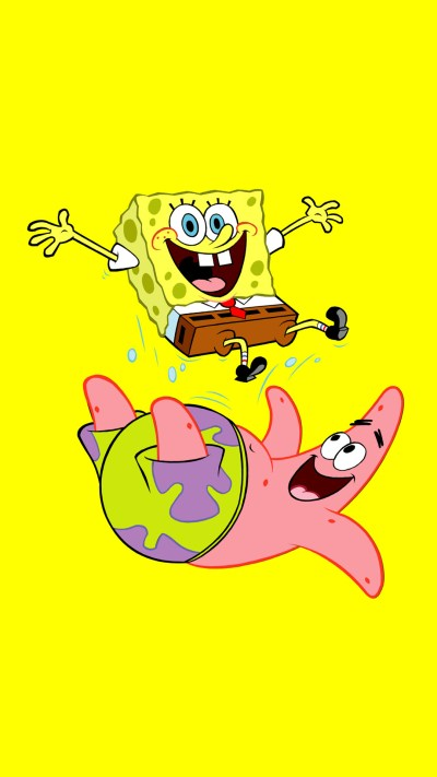 Funny Spongebob Wallpaper ·①
