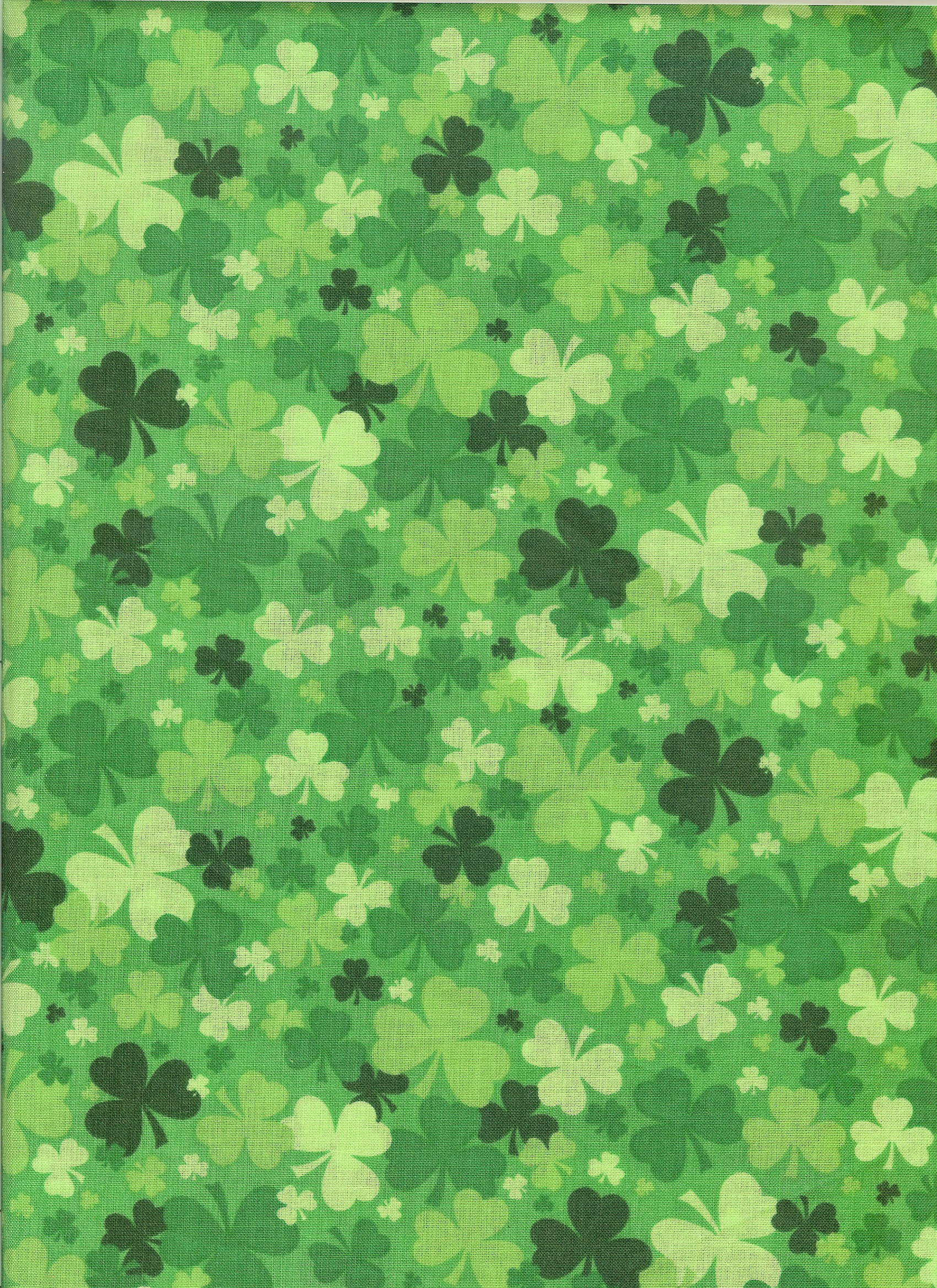 Floral Print Iphone Wallpaper Shamrock Background 183 ① Download Free Awesome Hd Wallpapers