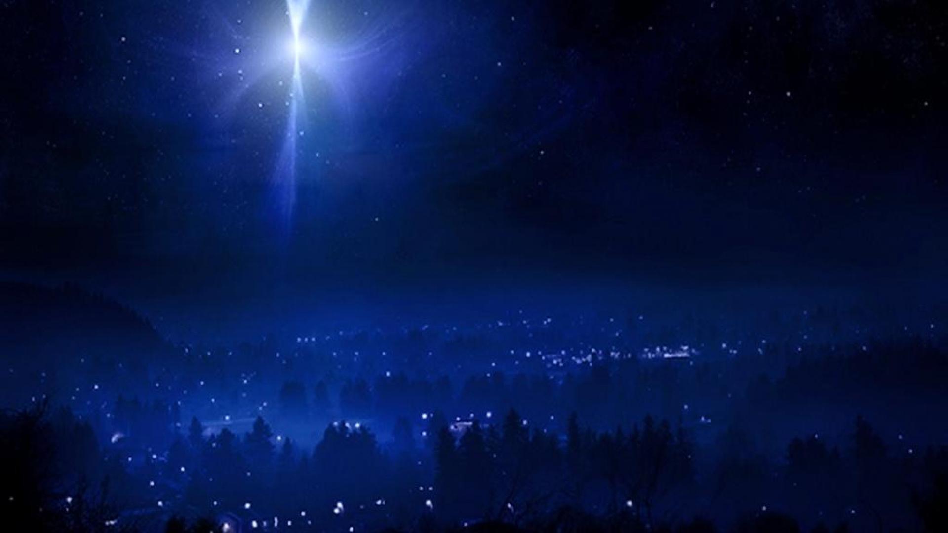 Fall Christian Wallpaper Christmas Star Background 183 ①