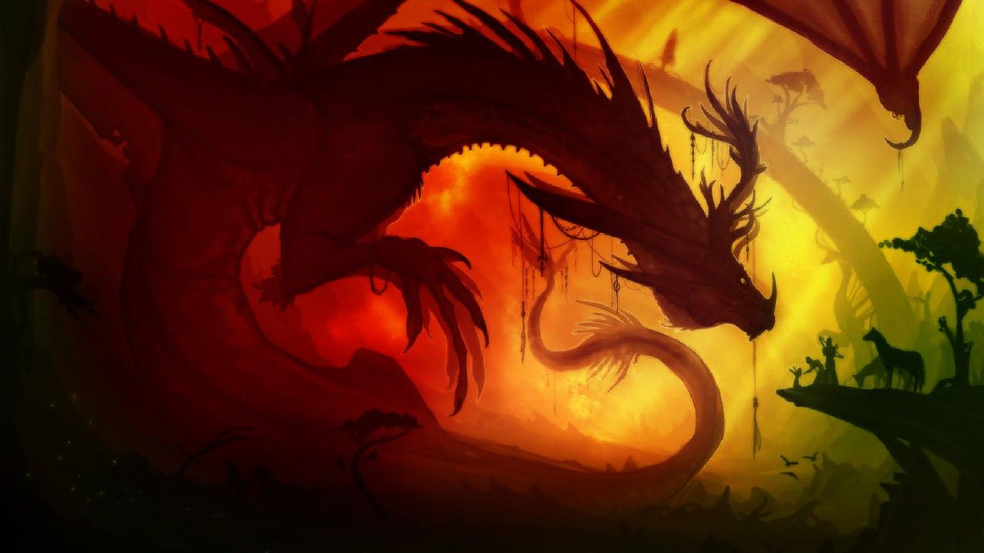Skyrim Iphone X Wallpaper Dragon Wallpaper Hd 1080p 183 ① Download Free Amazing