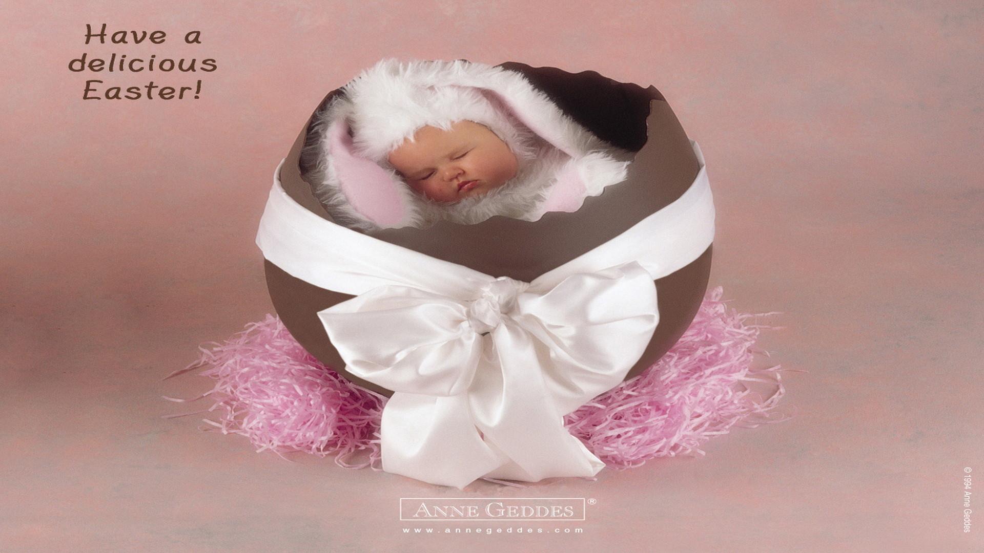 Cute Baby Angel Wallpaper Anne Geddes Wallpaper 183 ①