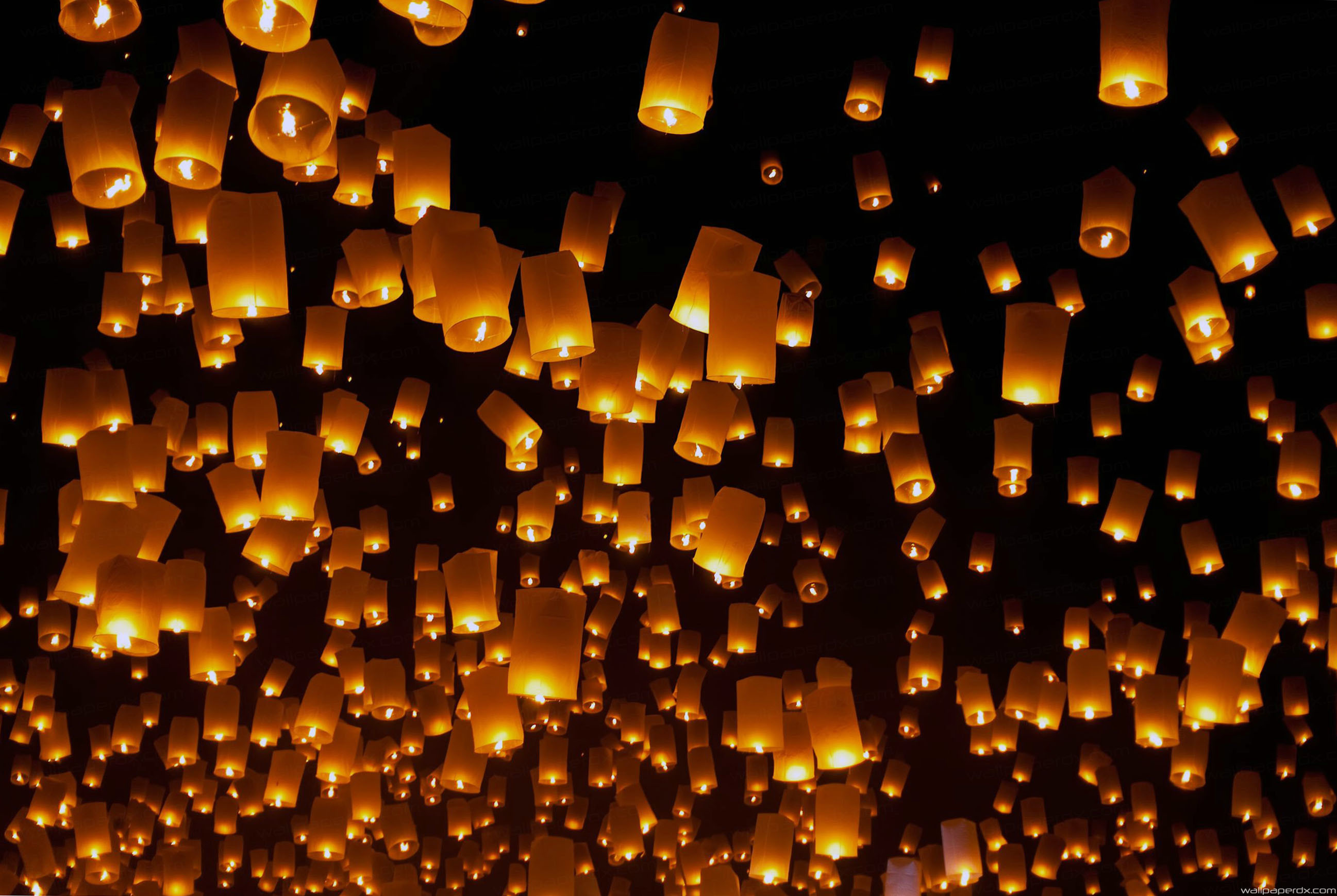 Sky Lanterns Wallpaper Iphone Lanterns Wallpapers ①