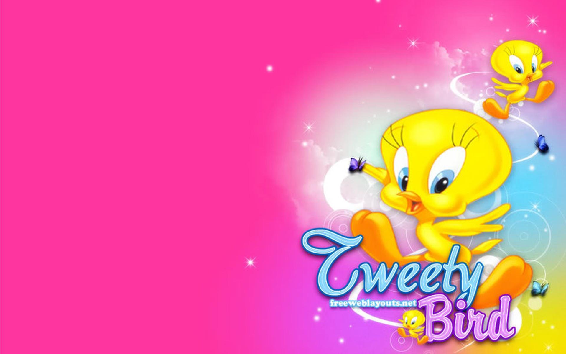 Download Cute Tweety Wallpapers Tweety Bird Backgrounds 183 ①