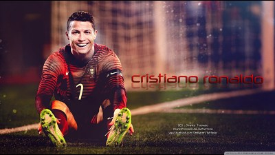 Cristiano Ronaldo HD Wallpapers ·①