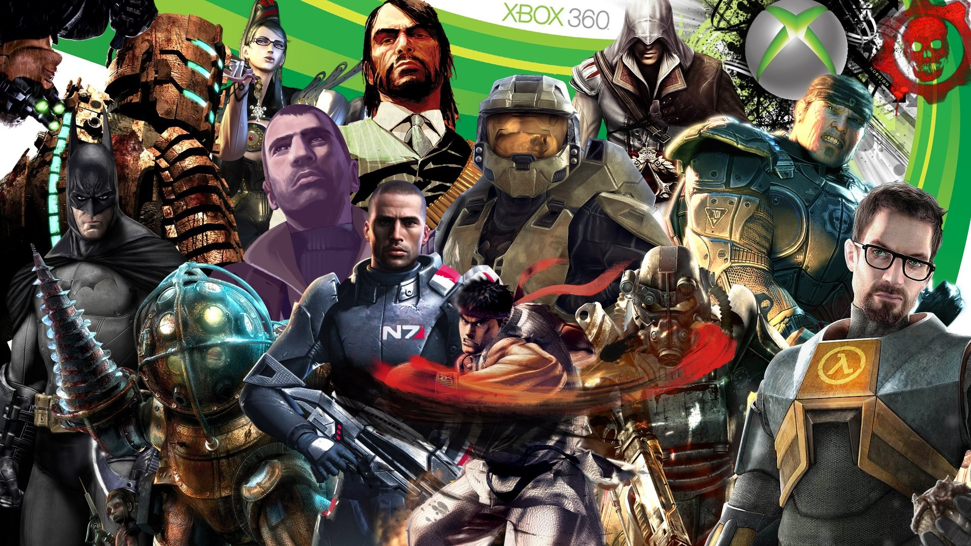 Games Xbox Games Wallpapers ①