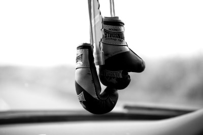 Boxing Gloves Wallpaper ·①