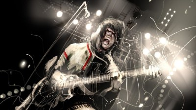 Rock Music Wallpapers ·①