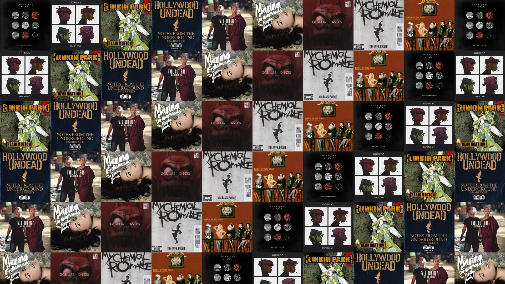Fall Out Boy Android Wallpaper Twenty One Pilots Desktop Wallpaper 183 ① Download Free