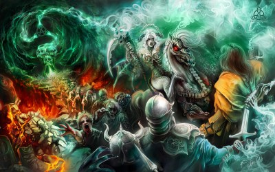 33+ Zombie backgrounds ·① Download free beautiful High Resolution wallpapers for desktop and ...