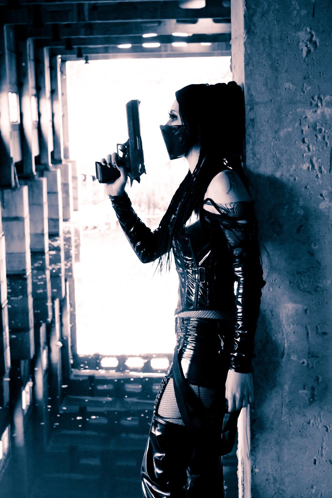 Fantasy Girl Hd Wallpaper Download Goth Background 183 ①