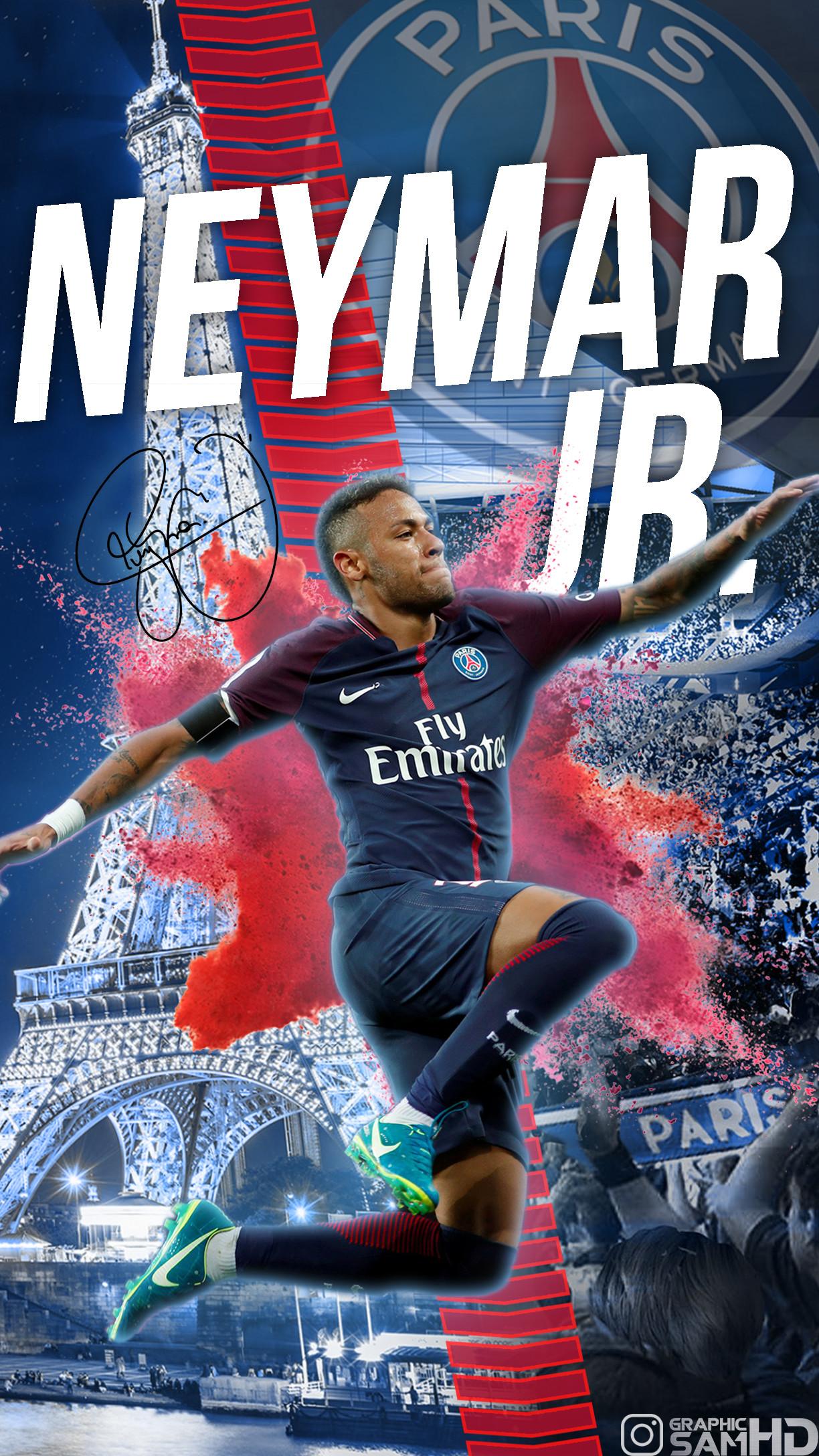 Soccer Iphone Wallpaper Hd Neymar Jr Wallpaper 2018 183 ①