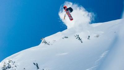 Snowboarding Wallpaper HD ·①