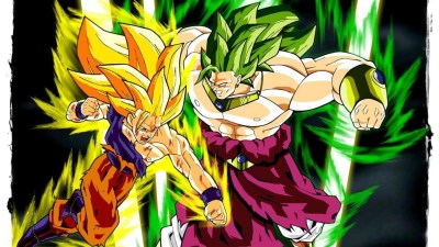 Broly Wallpapers ·①