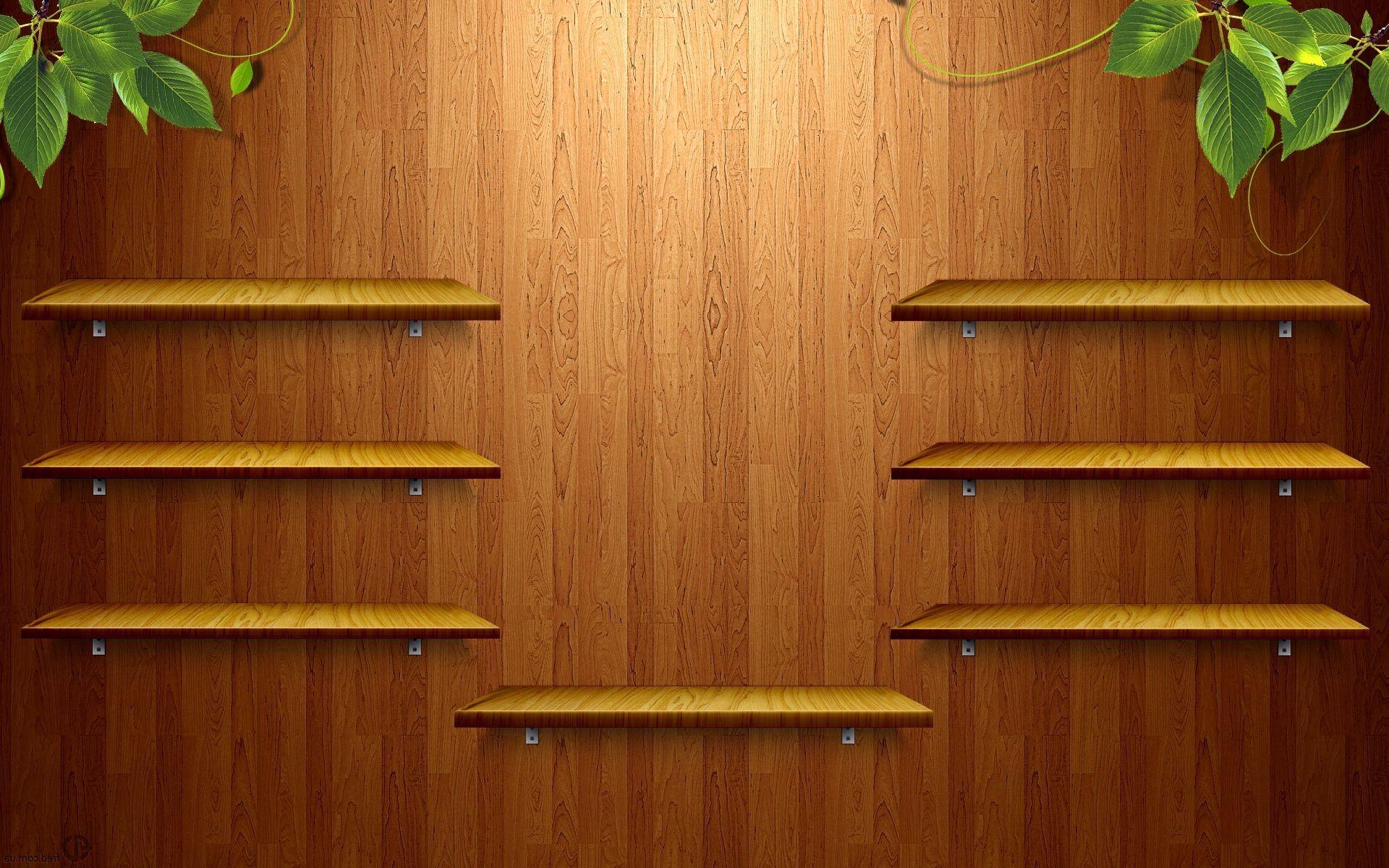 Bookshelf Iphone Wallpaper Shelf Desktop Background 183 ①