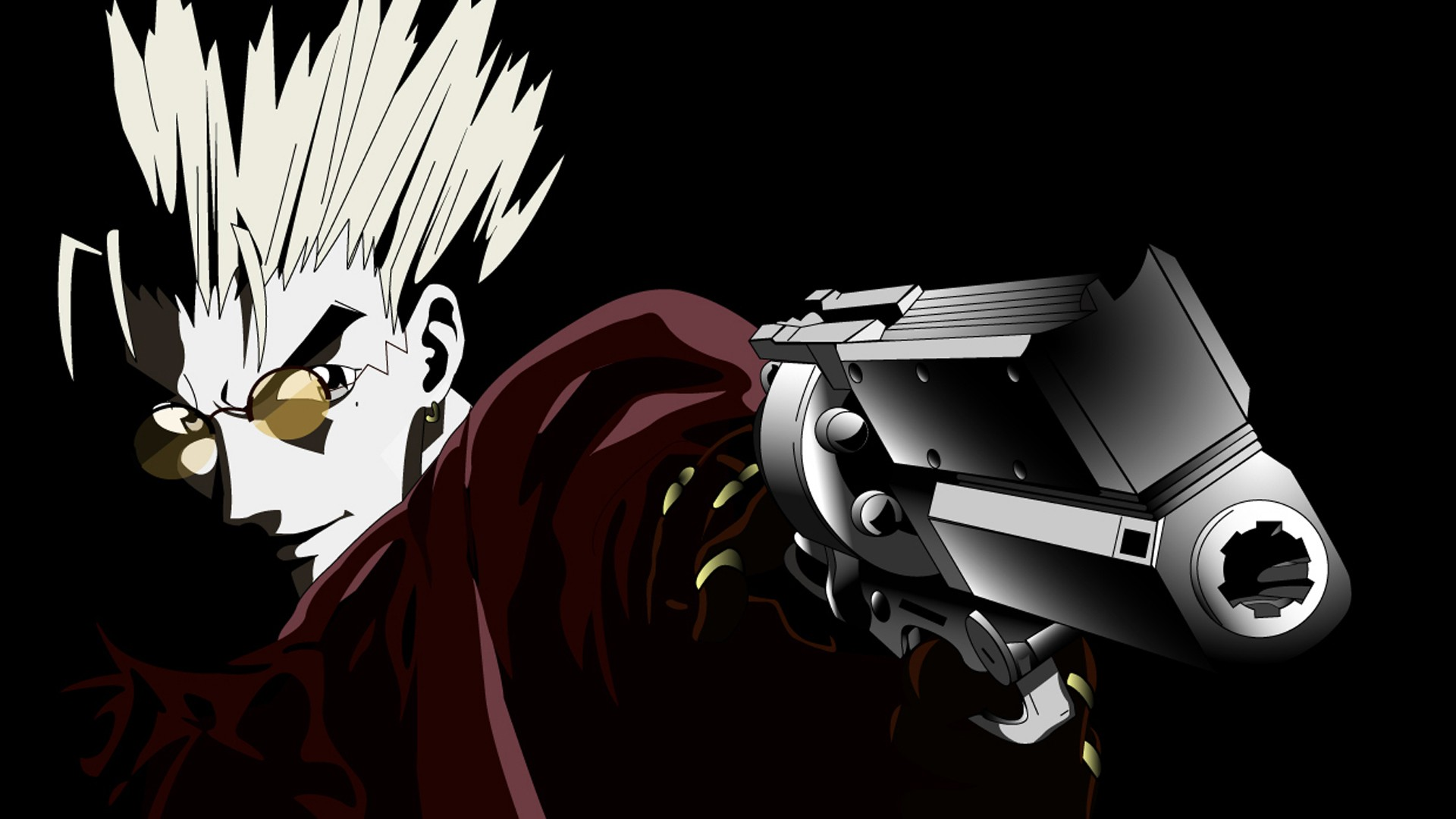 Epic Girl With Gun Wallpaper Trigun Wallpaper 183 ① Download Free Full Hd Backgrounds For