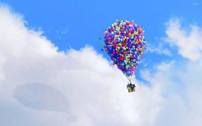 Up Wallpaper Pixar ·①