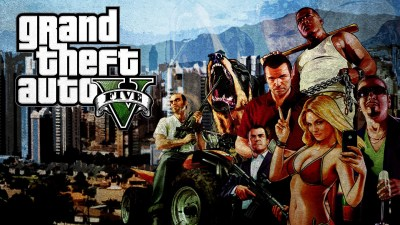 GTA 5 Wallpapers ·①