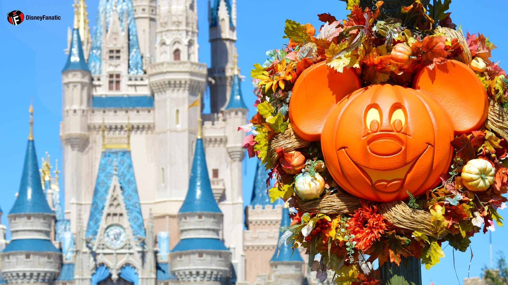 Autumn Fall Wallpaper 1600x900 Walt Disney Desktop Wallpaper 183 ①