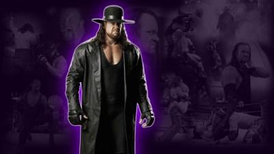 The Undertaker Wallpaper 2018 ·①