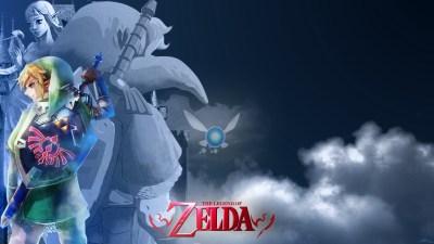 Zelda Wallpaper HD 1920x1080 ·①