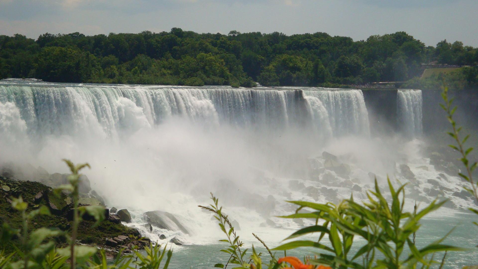 Niagara Falls Hd Wallpaper For Desktop Niagara Falls Background 183 ①