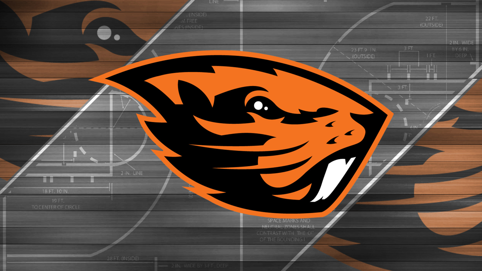 Oregon Football Wallpaper Hd Oregon State Beavers Wallpapers 183 ①