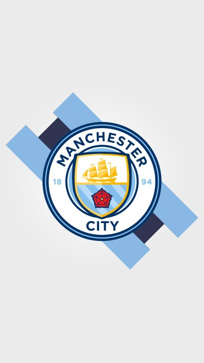 Manchester City Logo Wallpaper ·①