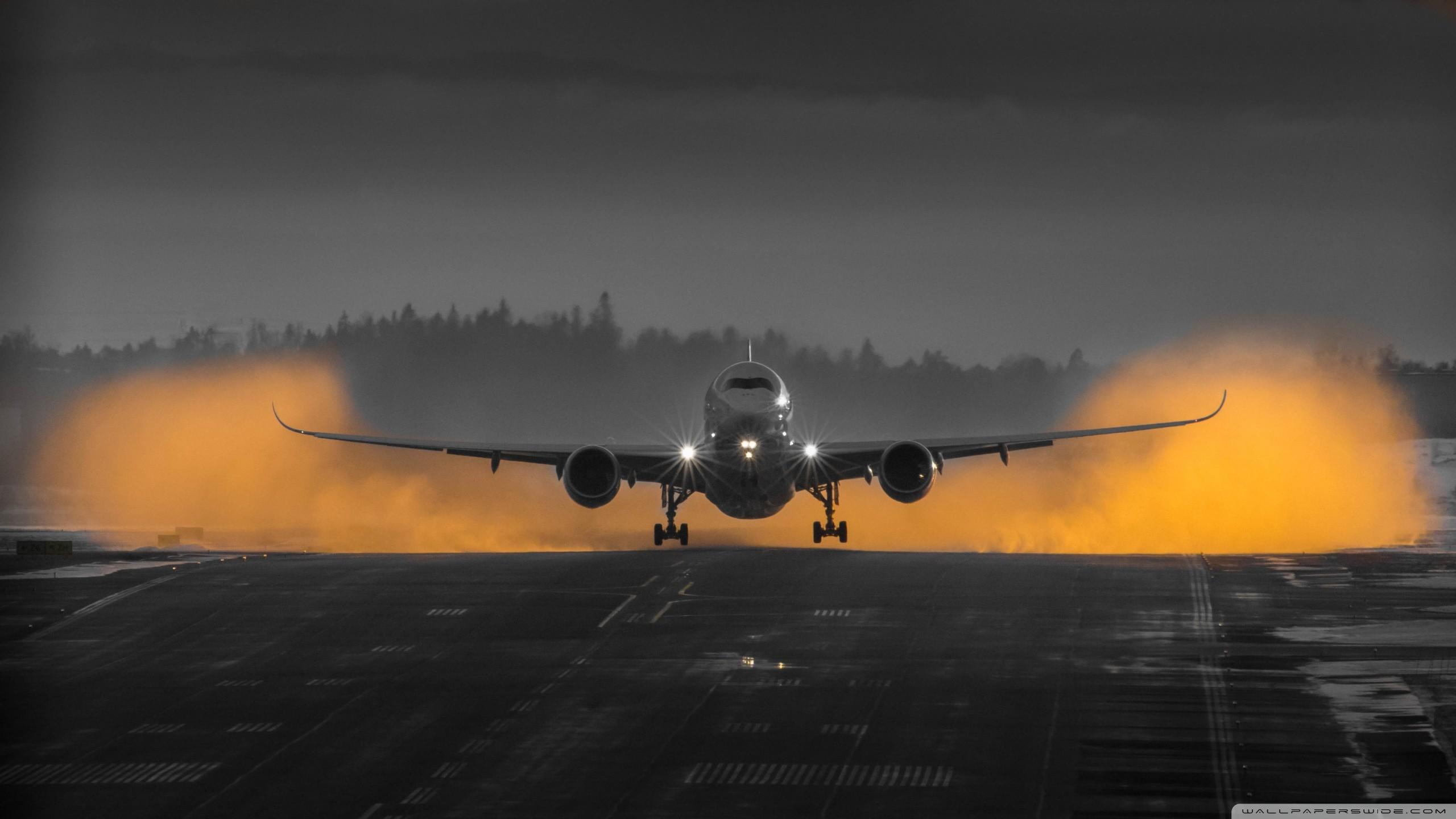 Airplane Wallpaper Iphone 7 Airbus Wallpaper 183 ①