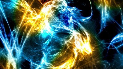 Cool Fire and Water Backgrounds ·①